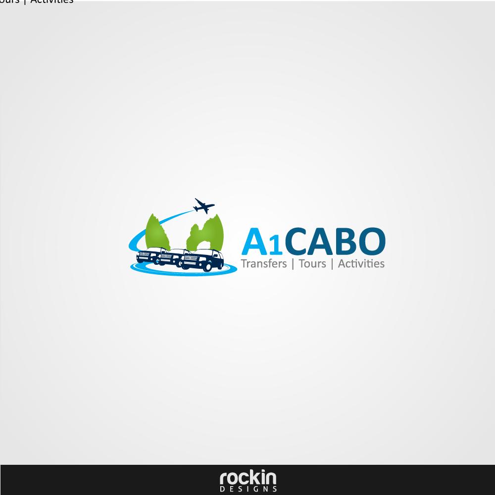 Logo Design by rockin - Entry No. 24 in the Logo Design Contest Inspiring Logo Design for A1Cabo.com.