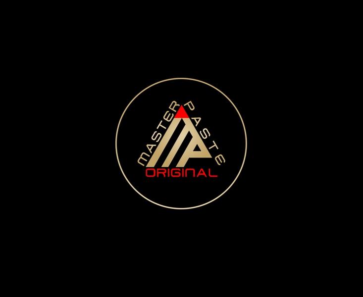 Logo Design by Juan_Kata - Entry No. 1 in the Logo Design Contest Unique Logo Design Wanted for Master Paste Original™.