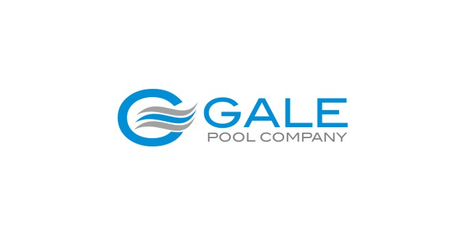 Logo Design by untung - Entry No. 7 in the Logo Design Contest Imaginative Logo Design for Gale Pool Company.