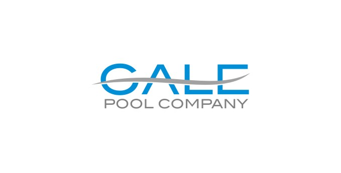 Logo Design by untung - Entry No. 8 in the Logo Design Contest Imaginative Logo Design for Gale Pool Company.