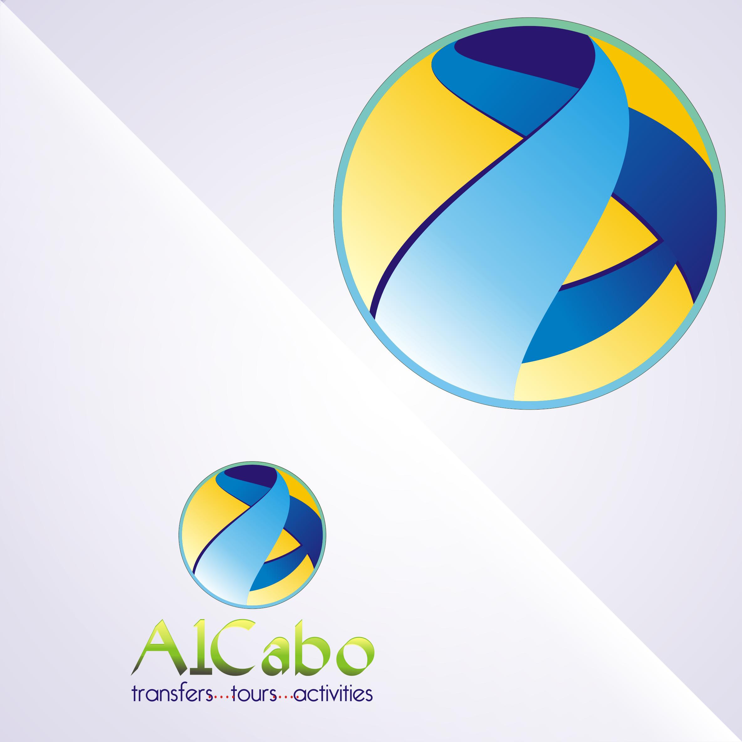 Logo Design by Private User - Entry No. 26 in the Logo Design Contest Inspiring Logo Design for A1Cabo.com.
