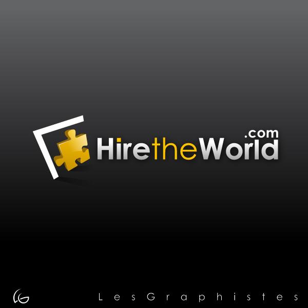 Logo Design by Les-Graphistes - Entry No. 239 in the Logo Design Contest Hiretheworld.com.