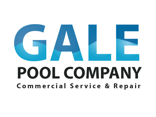 Logo Design by Kyaw Min Khaing - Entry No. 21 in the Logo Design Contest Imaginative Logo Design for Gale Pool Company.