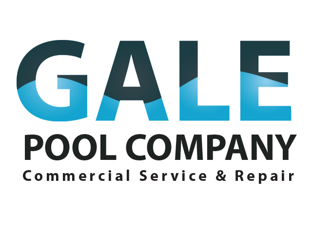 Logo Design by Kyaw Min Khaing - Entry No. 22 in the Logo Design Contest Imaginative Logo Design for Gale Pool Company.