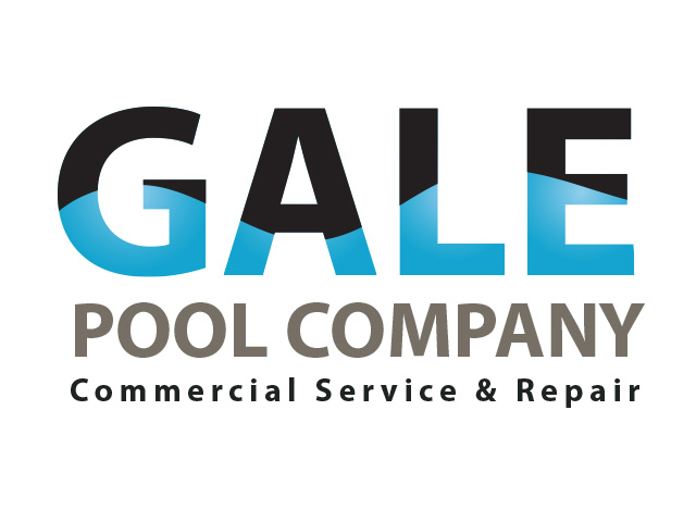 Logo Design by Kyaw Min Khaing - Entry No. 23 in the Logo Design Contest Imaginative Logo Design for Gale Pool Company.