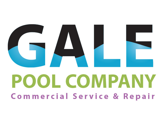 Logo Design by Kyaw Min Khaing - Entry No. 24 in the Logo Design Contest Imaginative Logo Design for Gale Pool Company.