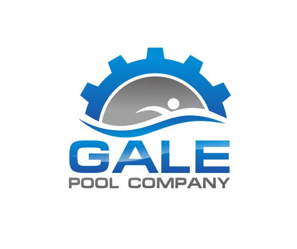 Logo Design by ronny - Entry No. 31 in the Logo Design Contest Imaginative Logo Design for Gale Pool Company.