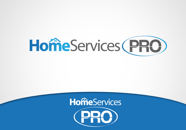 Logo Design by Jan Chua - Entry No. 32 in the Logo Design Contest Captivating Logo Design for Home Services Pro   / HomeServicesPro.com.