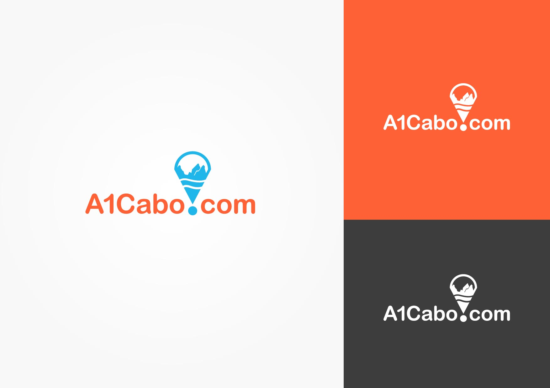 Logo Design by Osi Indra - Entry No. 32 in the Logo Design Contest Inspiring Logo Design for A1Cabo.com.