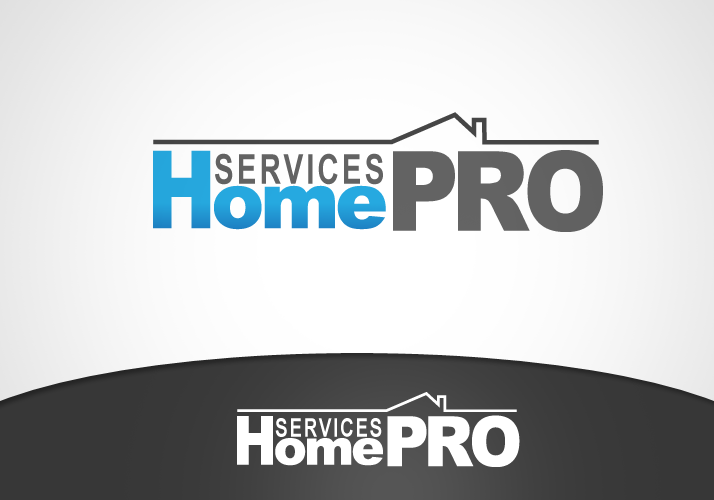 Logo Design by Jan Chua - Entry No. 33 in the Logo Design Contest Captivating Logo Design for Home Services Pro   / HomeServicesPro.com.