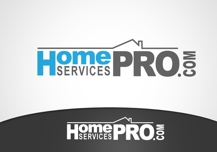 Logo Design by Jan Chua - Entry No. 34 in the Logo Design Contest Captivating Logo Design for Home Services Pro   / HomeServicesPro.com.