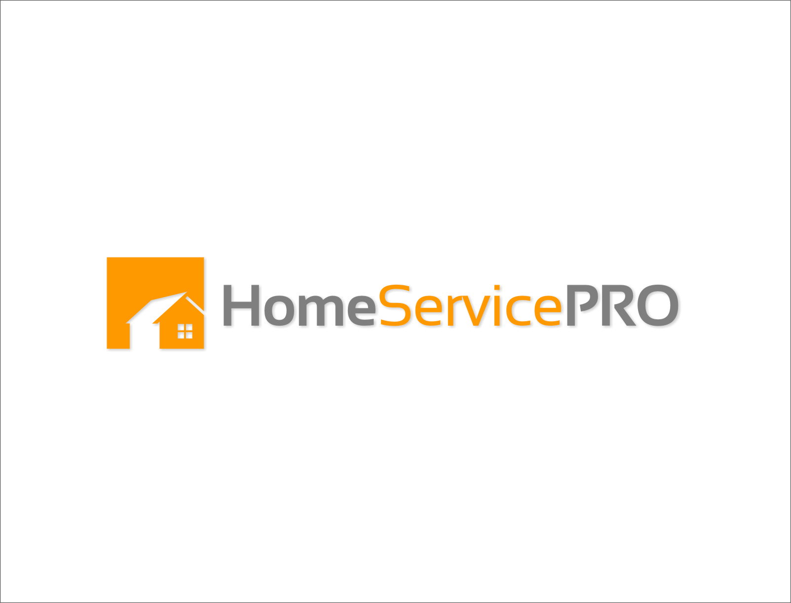 Logo Design by RasYa Muhammad Athaya - Entry No. 35 in the Logo Design Contest Captivating Logo Design for Home Services Pro   / HomeServicesPro.com.