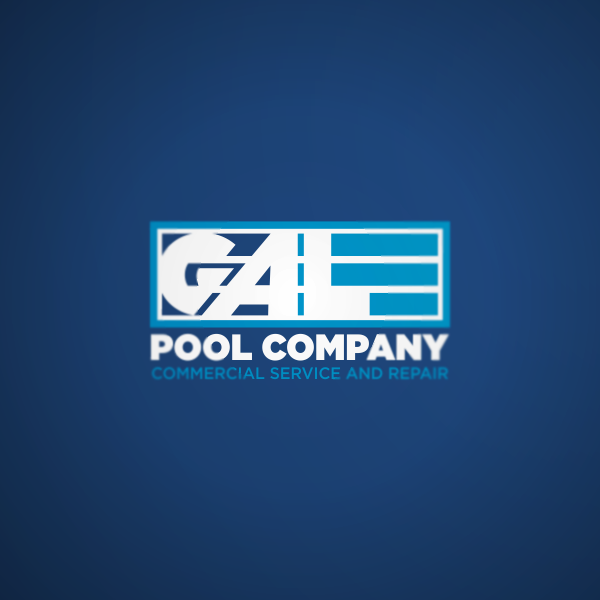 Logo Design by Private User - Entry No. 36 in the Logo Design Contest Imaginative Logo Design for Gale Pool Company.
