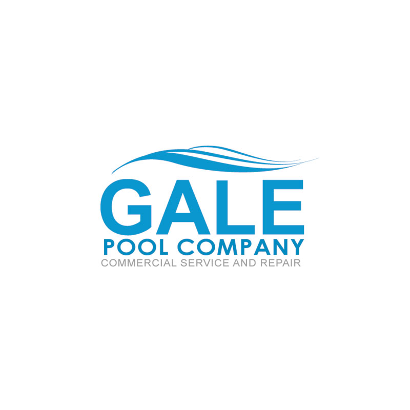 Logo Design by Private User - Entry No. 40 in the Logo Design Contest Imaginative Logo Design for Gale Pool Company.