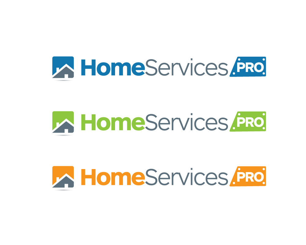 Logo Design by roc - Entry No. 38 in the Logo Design Contest Captivating Logo Design for Home Services Pro   / HomeServicesPro.com.