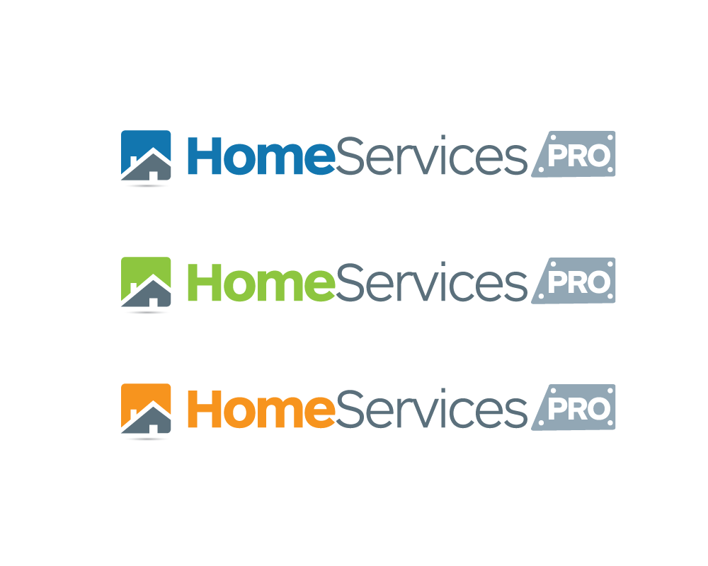 Logo Design by roc - Entry No. 39 in the Logo Design Contest Captivating Logo Design for Home Services Pro   / HomeServicesPro.com.