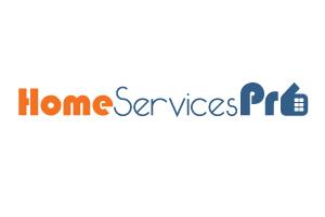 Logo Design by Cherie Tran - Entry No. 40 in the Logo Design Contest Captivating Logo Design for Home Services Pro   / HomeServicesPro.com.