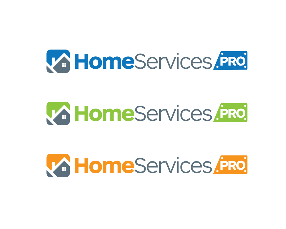 Logo Design by roc - Entry No. 42 in the Logo Design Contest Captivating Logo Design for Home Services Pro   / HomeServicesPro.com.