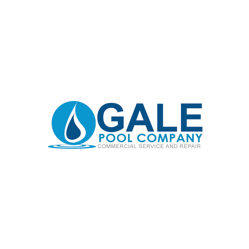 Logo Design by Private User - Entry No. 42 in the Logo Design Contest Imaginative Logo Design for Gale Pool Company.