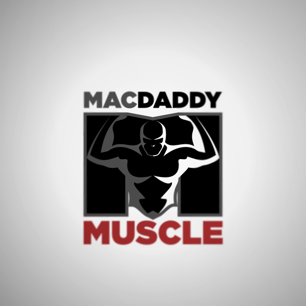 Logo Design by Private User - Entry No. 60 in the Logo Design Contest New Logo Design for Mac Daddy Muscle.