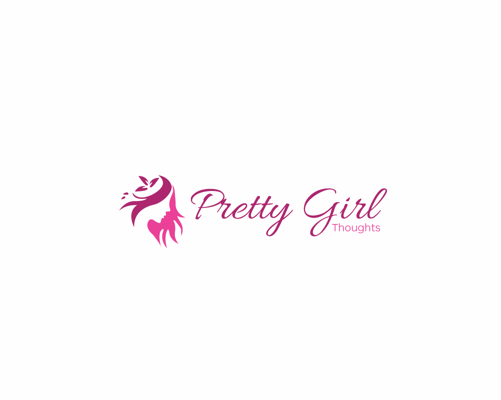 Logo Design by roc - Entry No. 75 in the Logo Design Contest Inspiring Logo Design for Pretty Girl Thoughts.