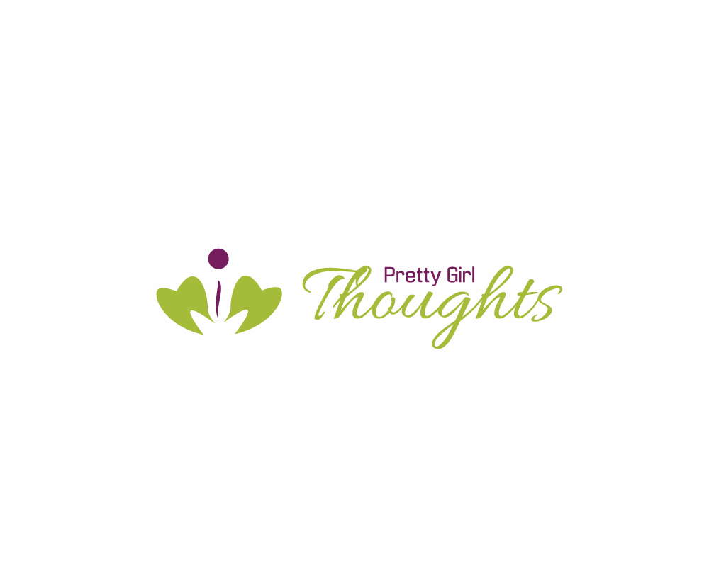 Logo Design by roc - Entry No. 76 in the Logo Design Contest Inspiring Logo Design for Pretty Girl Thoughts.
