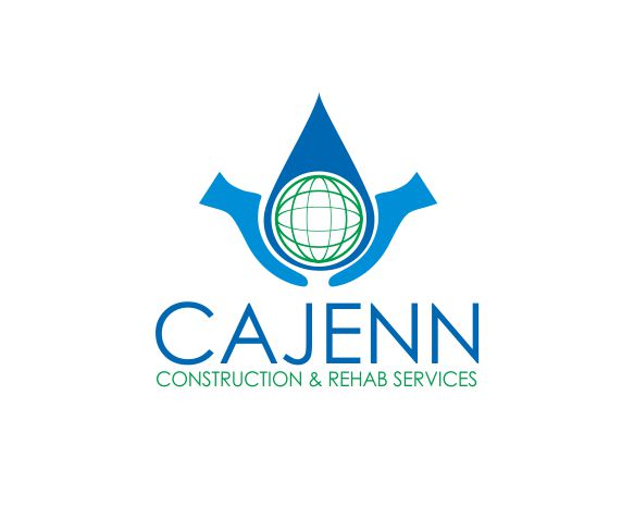 Logo Design by ronny - Entry No. 1 in the Logo Design Contest New Logo Design for CaJenn Construction & Rehab Services.