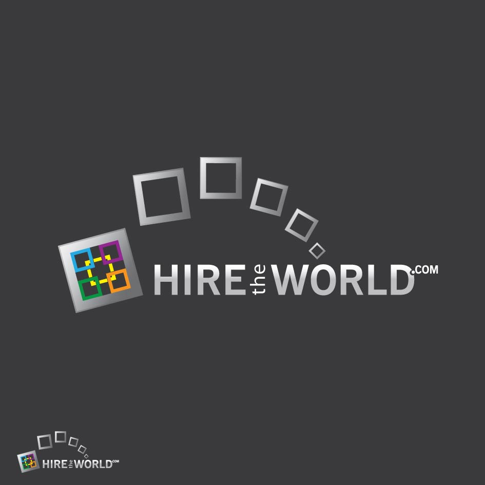 Logo Design by koeyD - Entry No. 252 in the Logo Design Contest Hiretheworld.com.