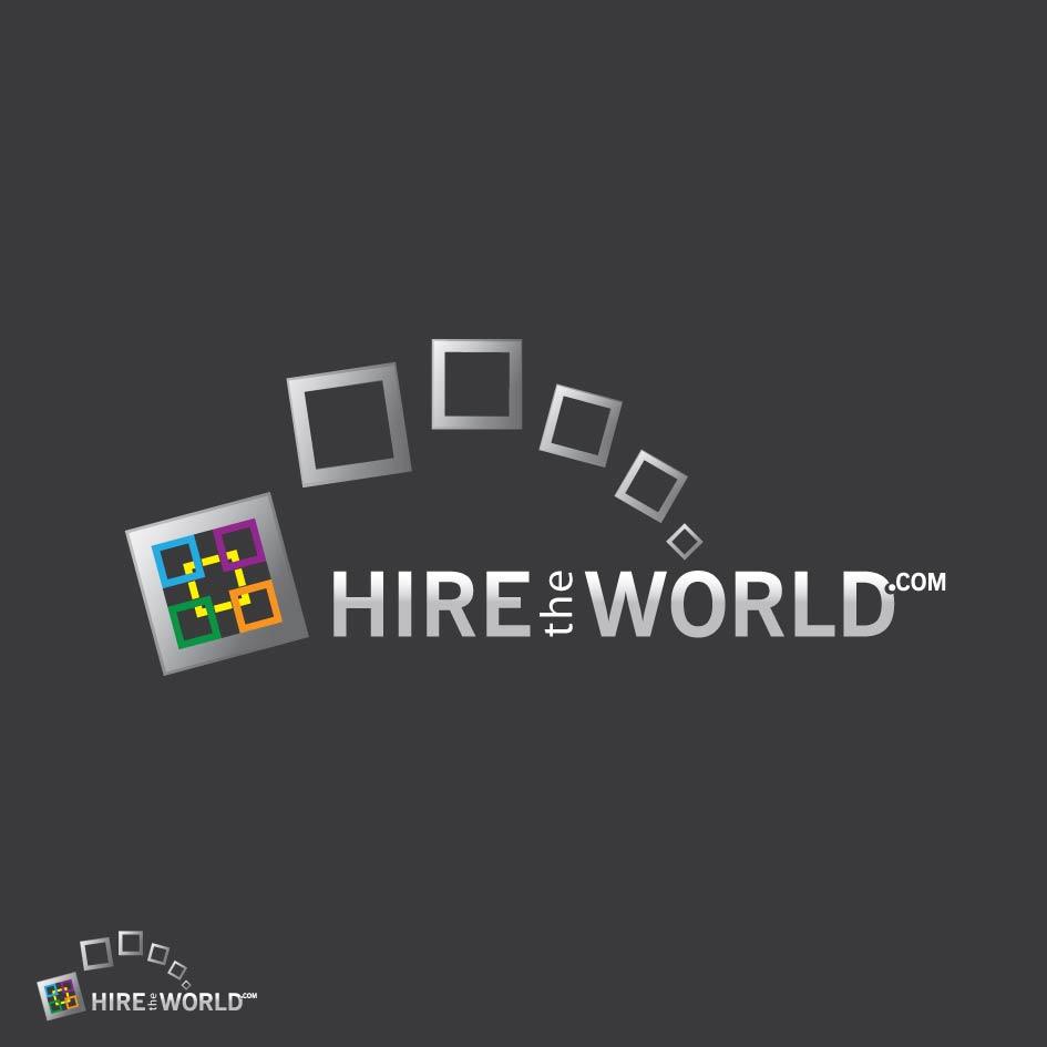 Logo Design by koeyD - Entry No. 252 in the Logo Design Contest Hiretheworld.com.