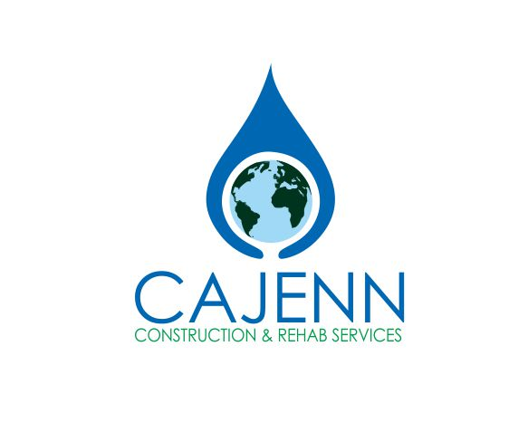 Logo Design by ronny - Entry No. 2 in the Logo Design Contest New Logo Design for CaJenn Construction & Rehab Services.