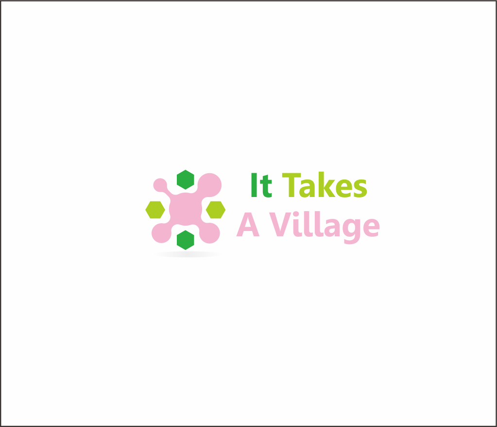 Logo Design by Armada Jamaluddin - Entry No. 53 in the Logo Design Contest Captivating Logo Design for It Takes A Village.