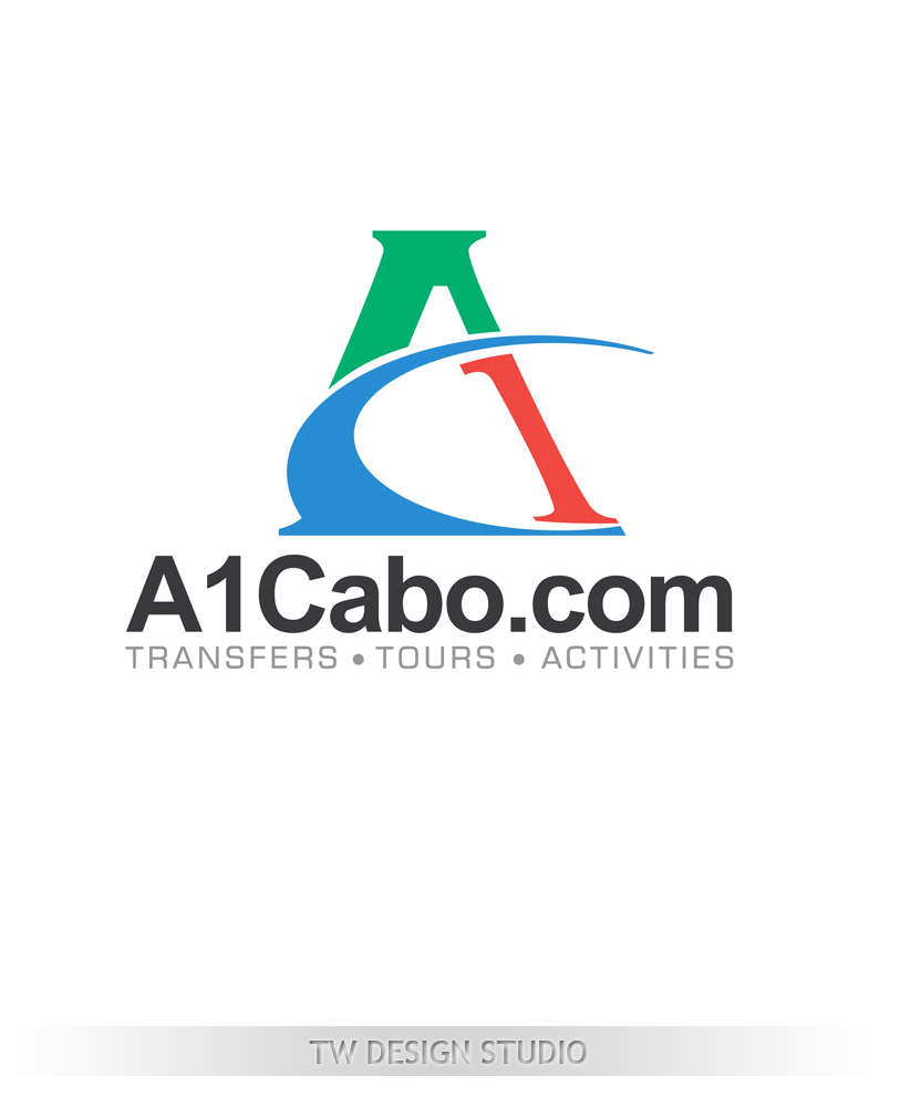Logo Design by Private User - Entry No. 34 in the Logo Design Contest Inspiring Logo Design for A1Cabo.com.
