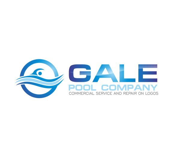 Logo Design by ronny - Entry No. 48 in the Logo Design Contest Imaginative Logo Design for Gale Pool Company.