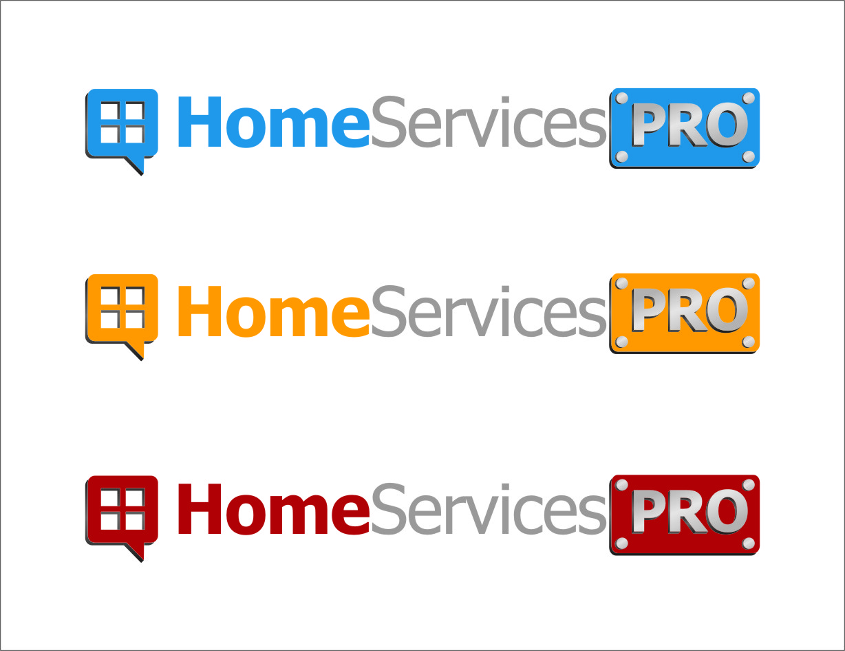 Logo Design by Ngepet_art - Entry No. 49 in the Logo Design Contest Captivating Logo Design for Home Services Pro   / HomeServicesPro.com.