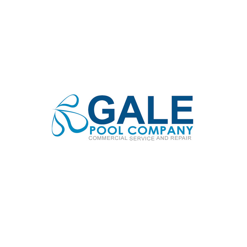 Logo Design by Private User - Entry No. 54 in the Logo Design Contest Imaginative Logo Design for Gale Pool Company.