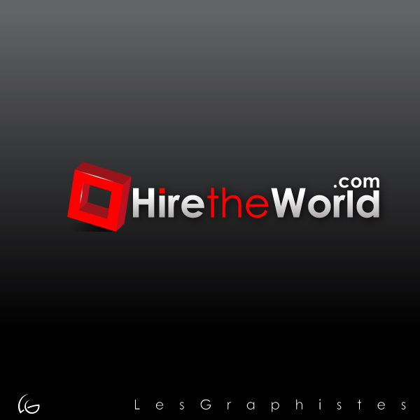 Logo Design by Les-Graphistes - Entry No. 258 in the Logo Design Contest Hiretheworld.com.