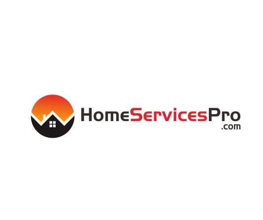 Logo Design by ronny - Entry No. 58 in the Logo Design Contest Captivating Logo Design for Home Services Pro   / HomeServicesPro.com.