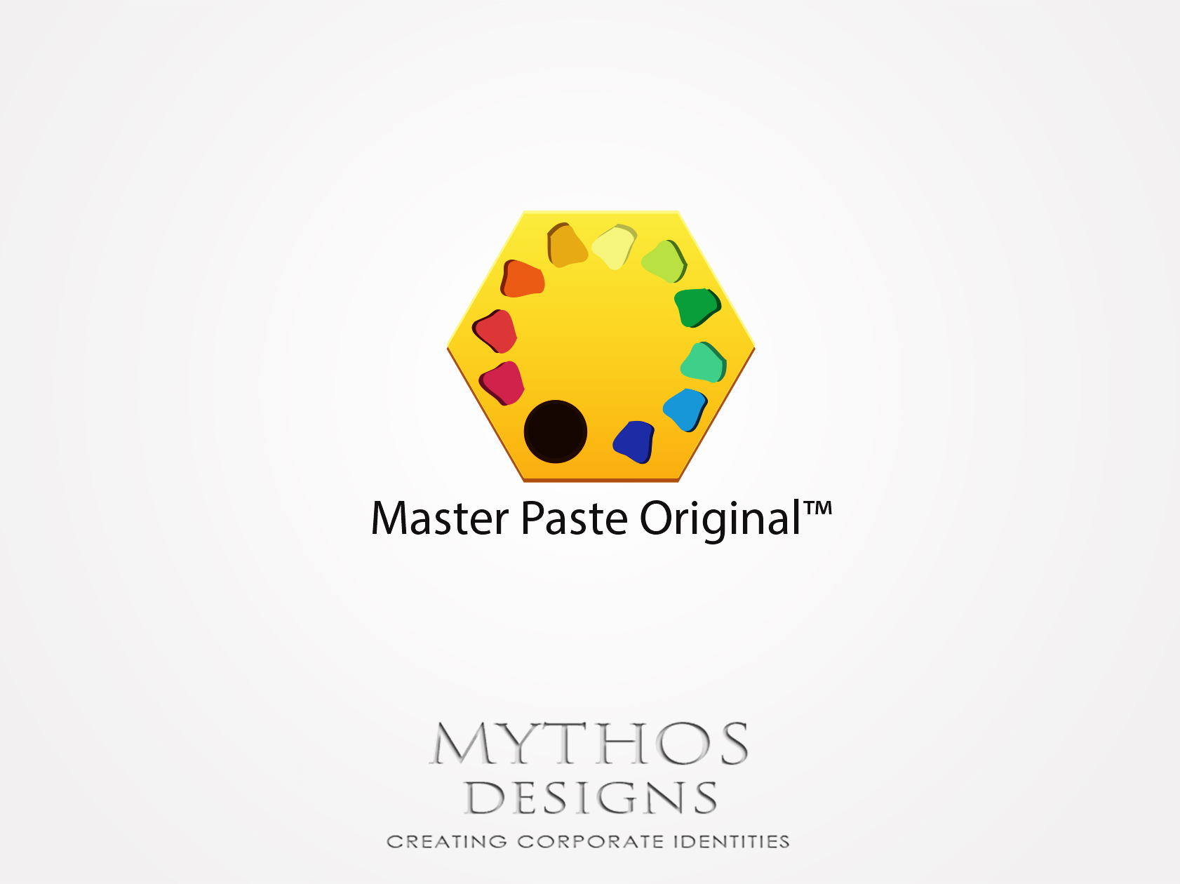 Logo Design by Mythos Designs - Entry No. 5 in the Logo Design Contest Unique Logo Design Wanted for Master Paste Original™.