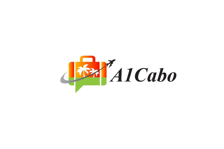 Logo Design by Private User - Entry No. 44 in the Logo Design Contest Inspiring Logo Design for A1Cabo.com.