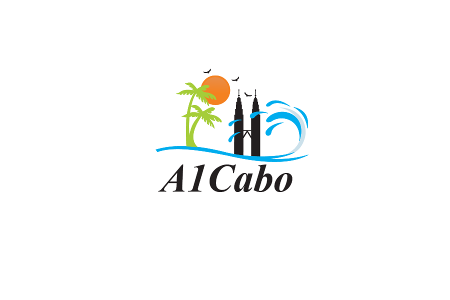 Logo Design by Private User - Entry No. 45 in the Logo Design Contest Inspiring Logo Design for A1Cabo.com.