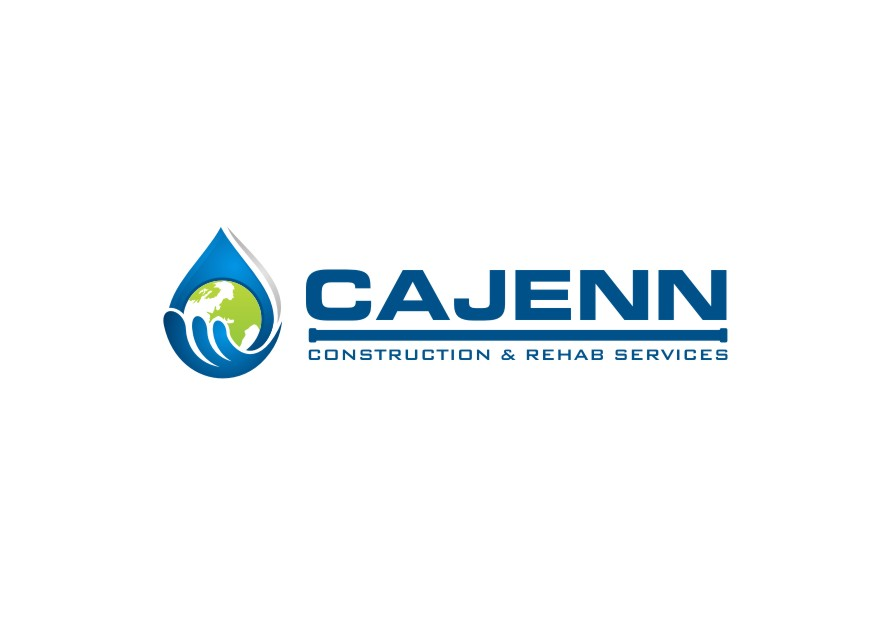 Logo Design by untung - Entry No. 7 in the Logo Design Contest New Logo Design for CaJenn Construction & Rehab Services.