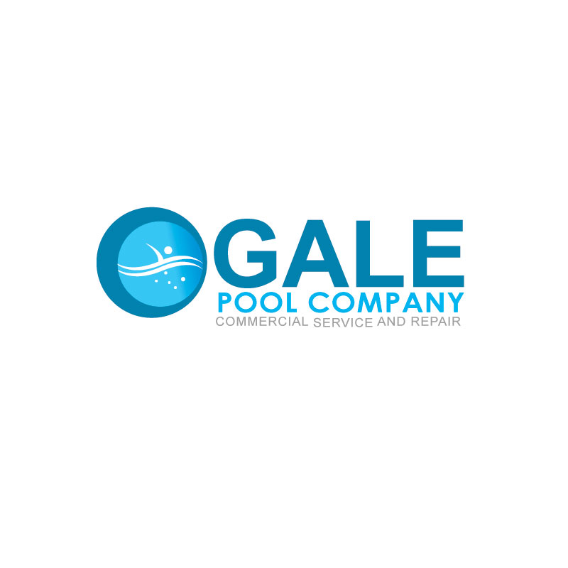 Logo Design by Private User - Entry No. 67 in the Logo Design Contest Imaginative Logo Design for Gale Pool Company.