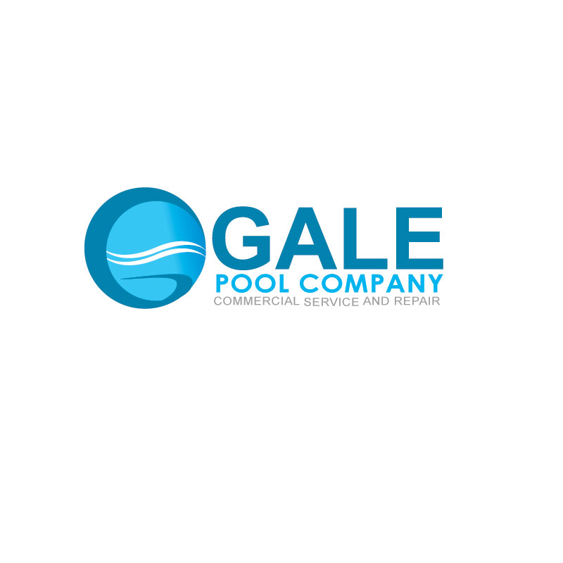 Logo Design by Private User - Entry No. 68 in the Logo Design Contest Imaginative Logo Design for Gale Pool Company.