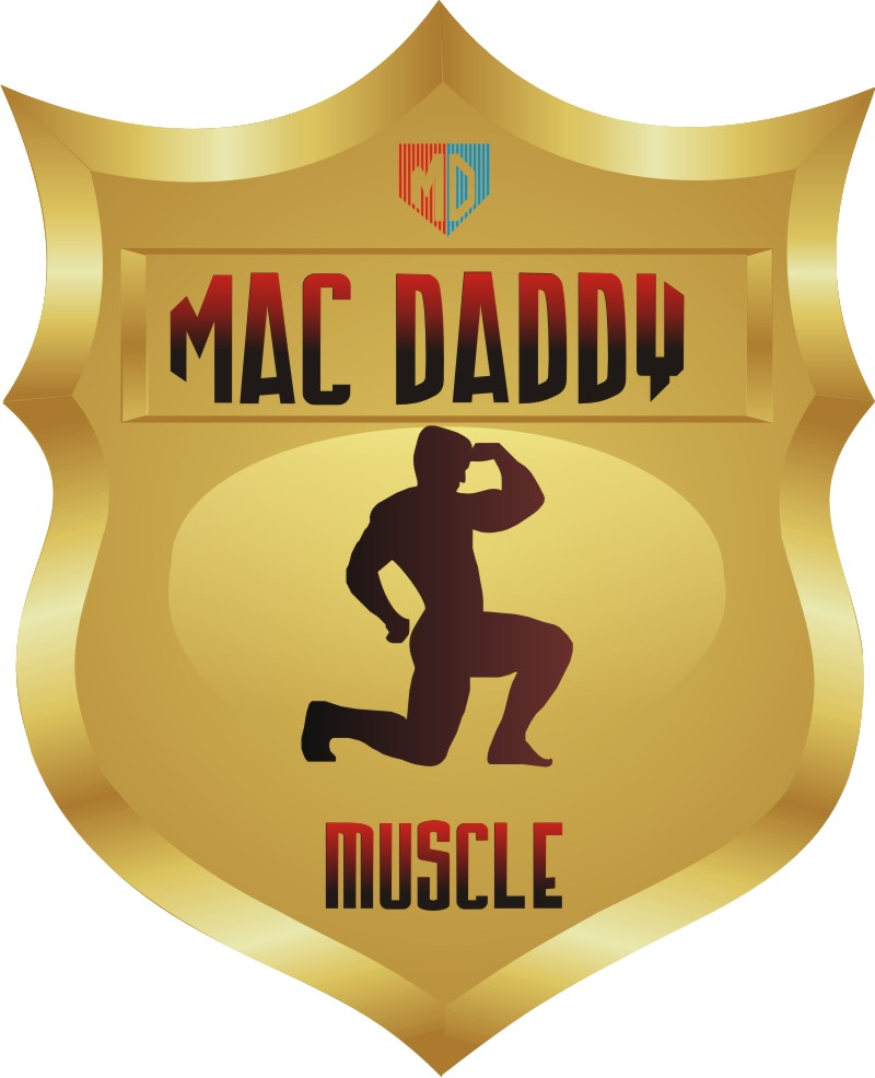 Logo Design by Bangun Prastyo - Entry No. 74 in the Logo Design Contest New Logo Design for Mac Daddy Muscle.