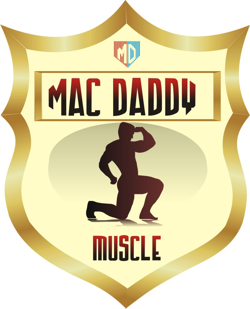 Logo Design by Bangun Prastyo - Entry No. 75 in the Logo Design Contest New Logo Design for Mac Daddy Muscle.