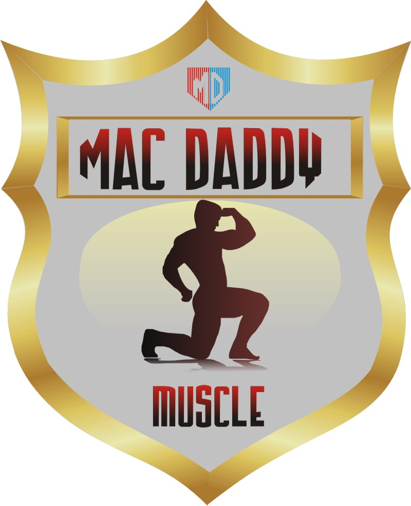 Logo Design by Bangun Prastyo - Entry No. 76 in the Logo Design Contest New Logo Design for Mac Daddy Muscle.