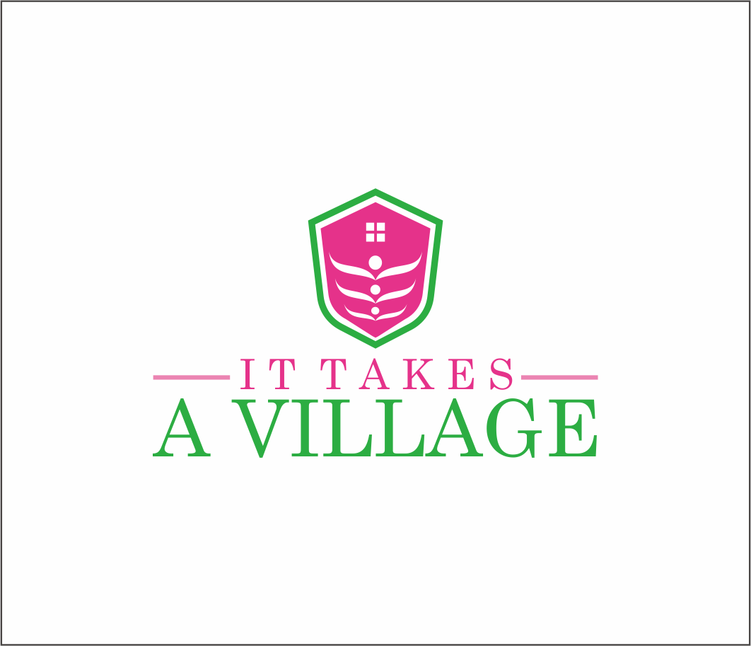 Logo Design by Armada Jamaluddin - Entry No. 69 in the Logo Design Contest Captivating Logo Design for It Takes A Village.