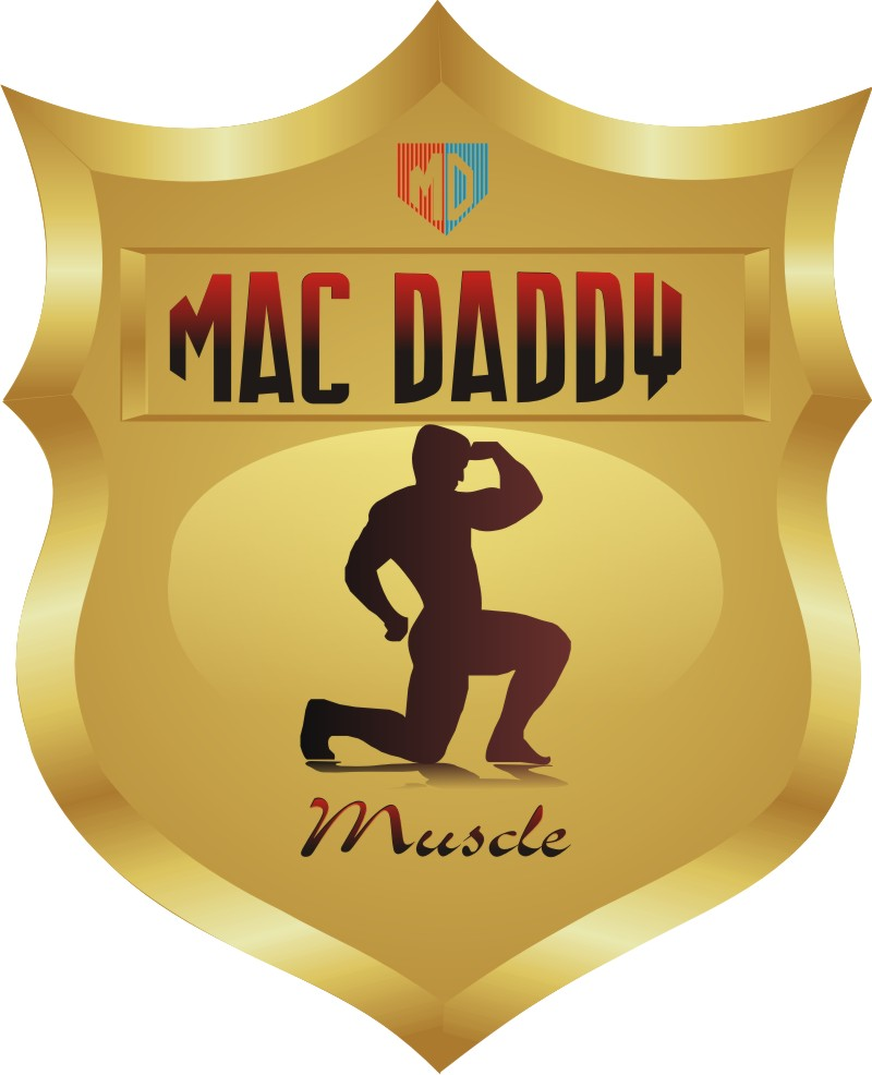 Logo Design by Bangun Prastyo - Entry No. 77 in the Logo Design Contest New Logo Design for Mac Daddy Muscle.