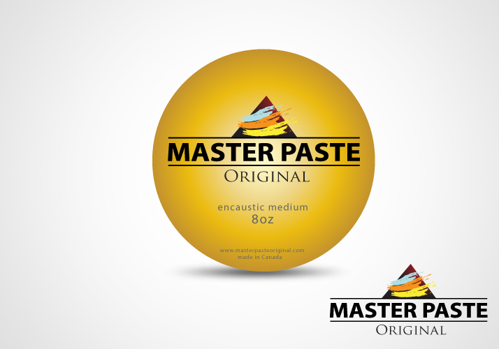 Logo Design by Jan Chua - Entry No. 6 in the Logo Design Contest Unique Logo Design Wanted for Master Paste Original™.