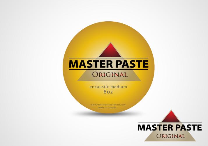 Logo Design by Jan Chua - Entry No. 7 in the Logo Design Contest Unique Logo Design Wanted for Master Paste Original™.